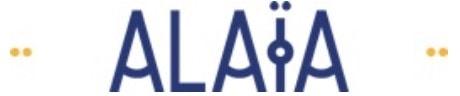 Restaurant Alaïa Sticky Logo Retina
